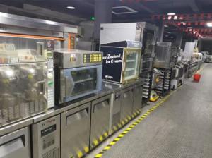 武汉烘焙设备回收,回收和面机打蛋机,烤箱回收,操作台冷藏柜回收